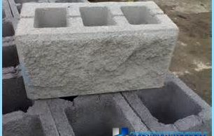 Cinder blocks with their own hands at home