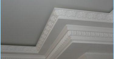 Formulaires soubassements de plafond