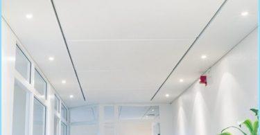 Quels sont les panneaux de plafond