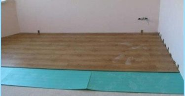 Comment remplir auto-nivelant plancher nivellement