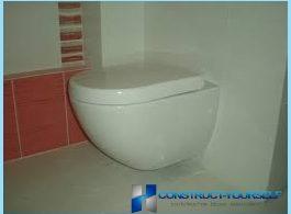 Comment faire pour installer les toilettes avec leurs propres mains