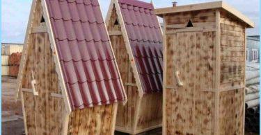 Projets, plans et schémas de toilette banlieue