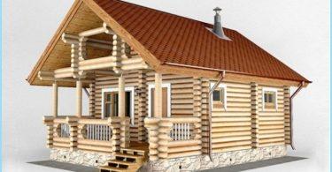 Projets avec salle de bain et terrasse maisons