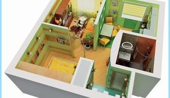Incarnations et des exemples de studio de réaménagement