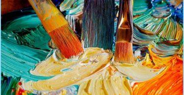 Peinture à l'huile 15 mA, 115 pF