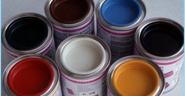peinture alkyde pour un usage intérieur et extérieur sur le métal et le bois