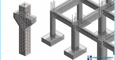 Types de constructions en béton