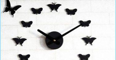 Comment faire des papillons sur le mur avec ses mains