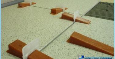Décorer les carreaux de salle de bains (photo)