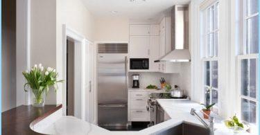 petite cuisine design d'intérieur