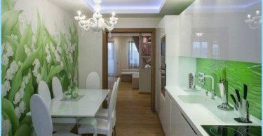 Mur de photos dans la cuisine, espace en expansion