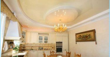 plafonds Design Pics dans la cuisine