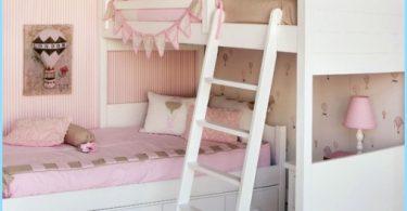 Chambre d'enfant pour deux filles