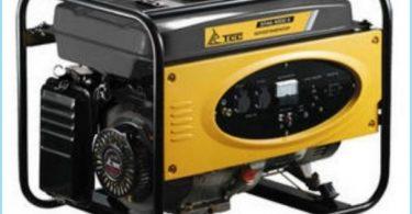 Comment connecter le générateur à la maison