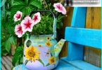 jardin jardinage vertical avec ses propres mains: conseils de paysagistes