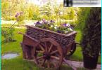 Banc de jardin pour donner ses propres mains - 6 projets en images